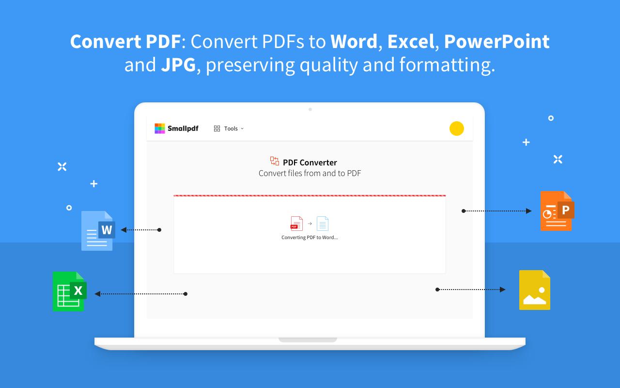 smallpdf pdf converter
